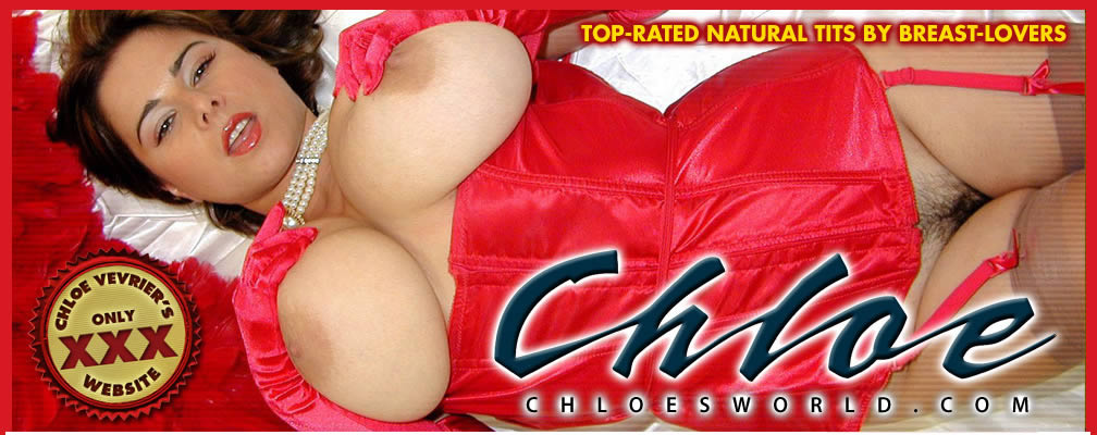 Chloes World - Natural Mega Boobs